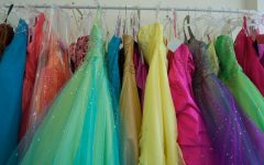 Will finding a HoCo dress be a circus for students?
