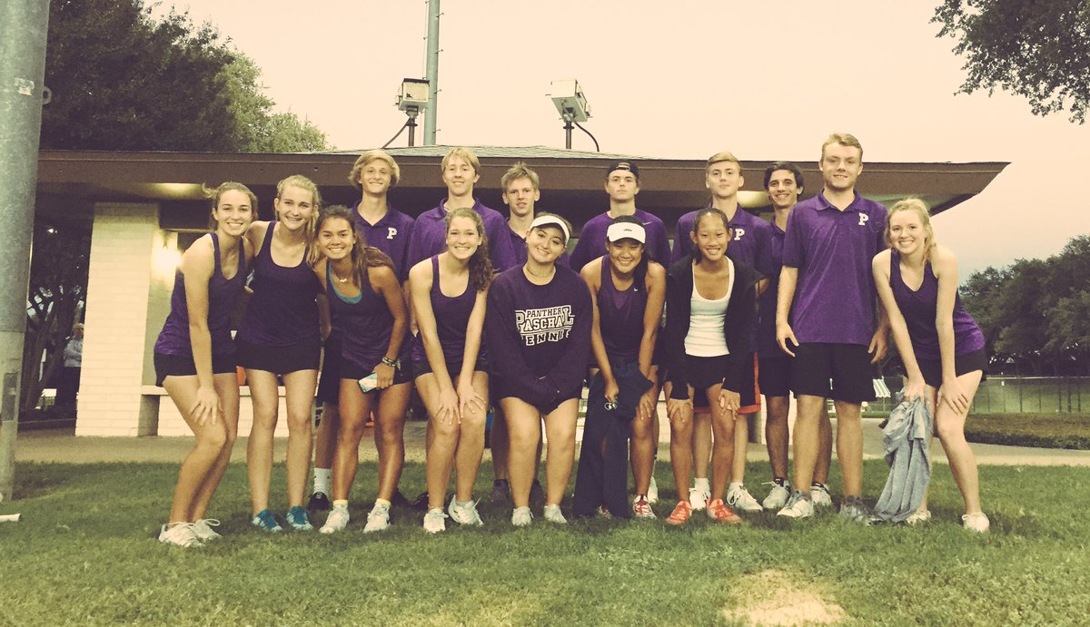 Your 2018 Pachal Tennis Team