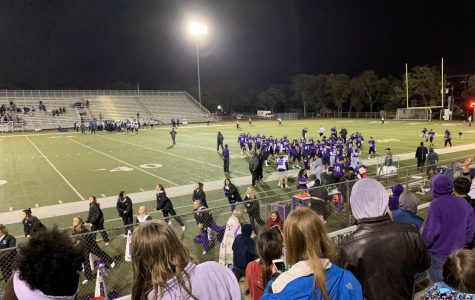Paschal Dominates Senior Night