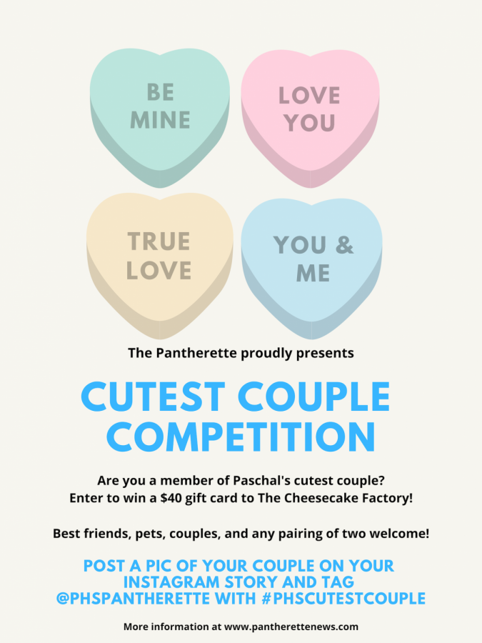 Cutest Couple Competition