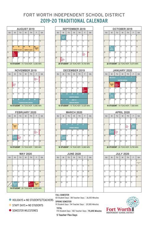 2019-2020+Calendar