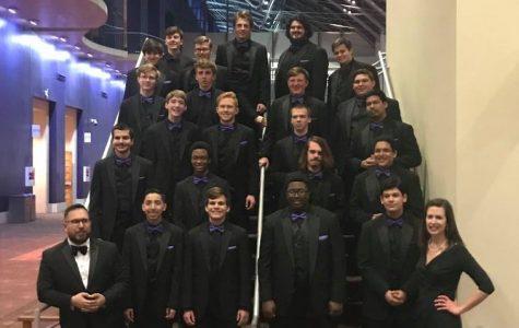 Paschal Choir Makes Texas History