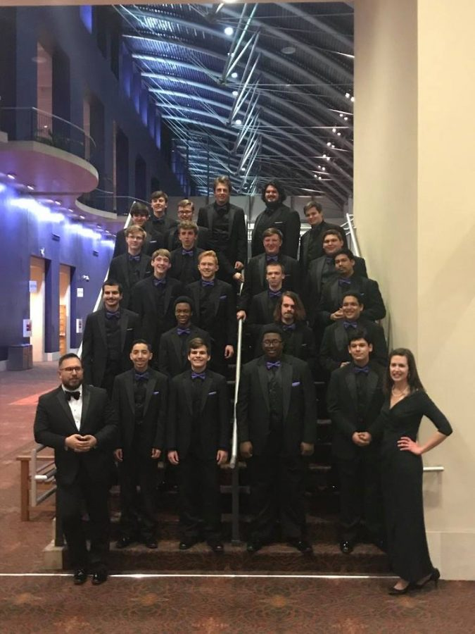 The+Panther+Corps+Men%E2%80%99s+Choir+at+TMEA