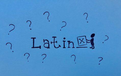 Latin -o? -a? que?