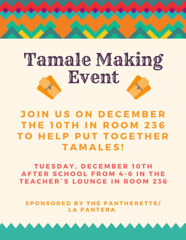 Tamale Tuesday