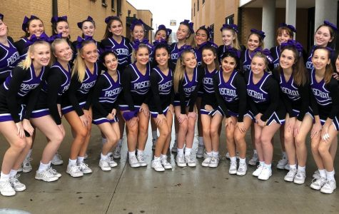 UIL Cheer Competition