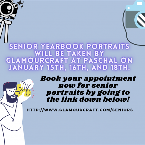 The When and Where of Senior Yearbook Portraits