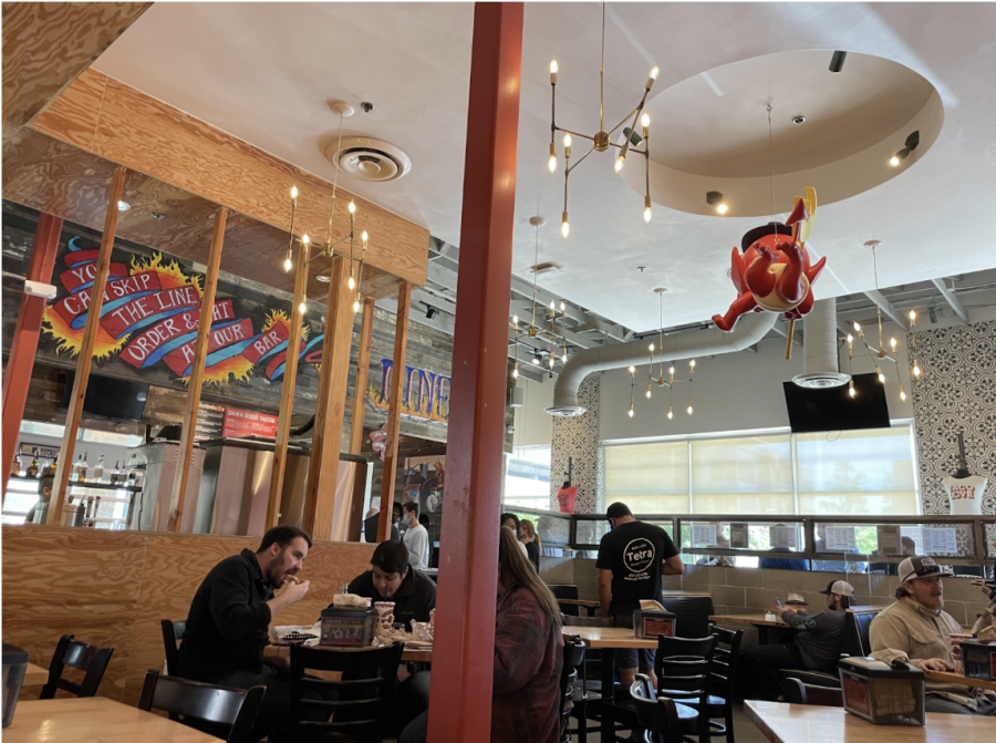 Torchy's Tacos on Rosedale Street