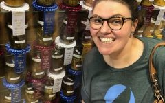 Librarian Jenny Stewart not only loves reading, but spends a fair amount of time in the kitchen. Her jams are prize winners this year at the State Fair of Texas.