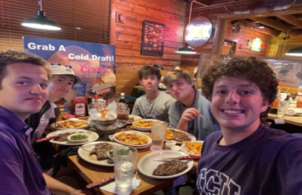 Our Texas Roadhouse Experience